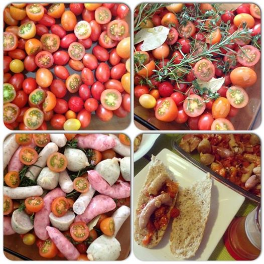 salchichas jamie oliver